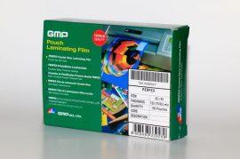 GMP tasak lamináló fólia / A4 / 100 micron, öntapadó, fényes, 100 db